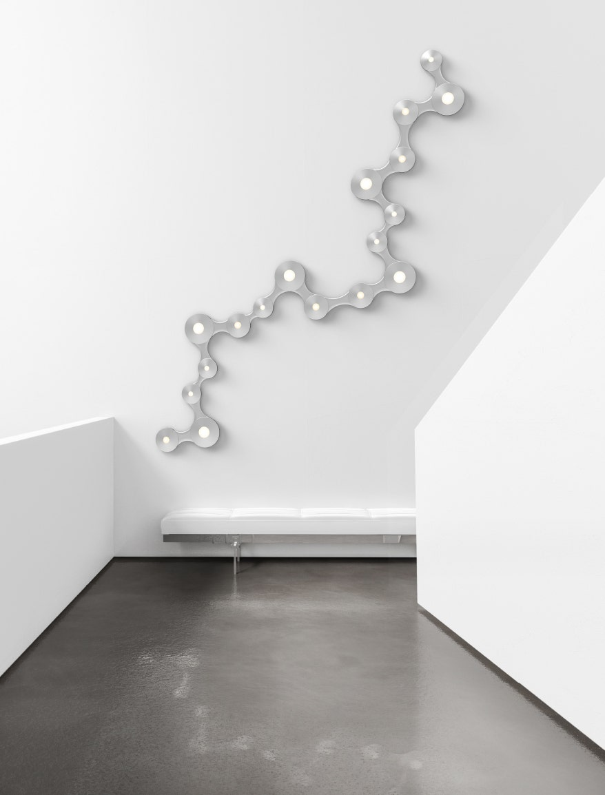 Sonneman Coral Wall Stairs