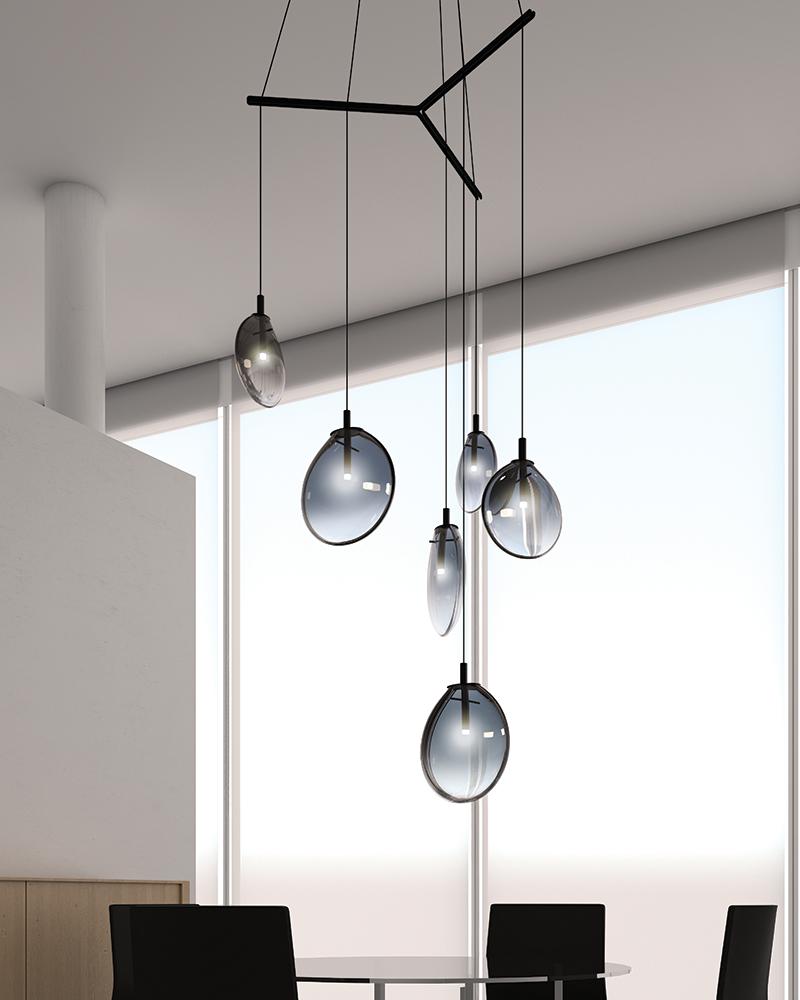 Sonneman Cantina LED Pendant Office
