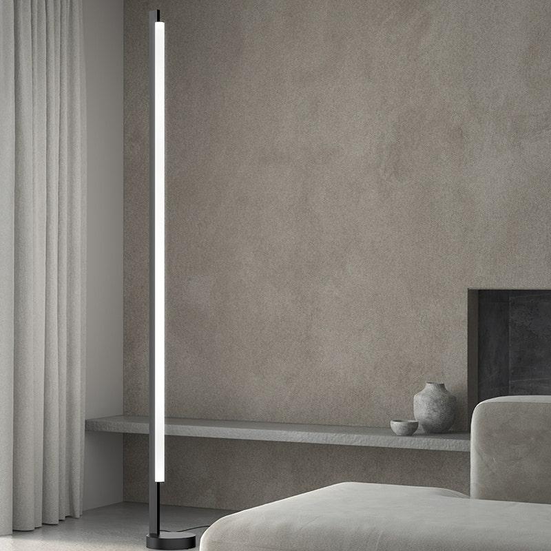 Sonneman Keel LED Floor Lamp Living Room