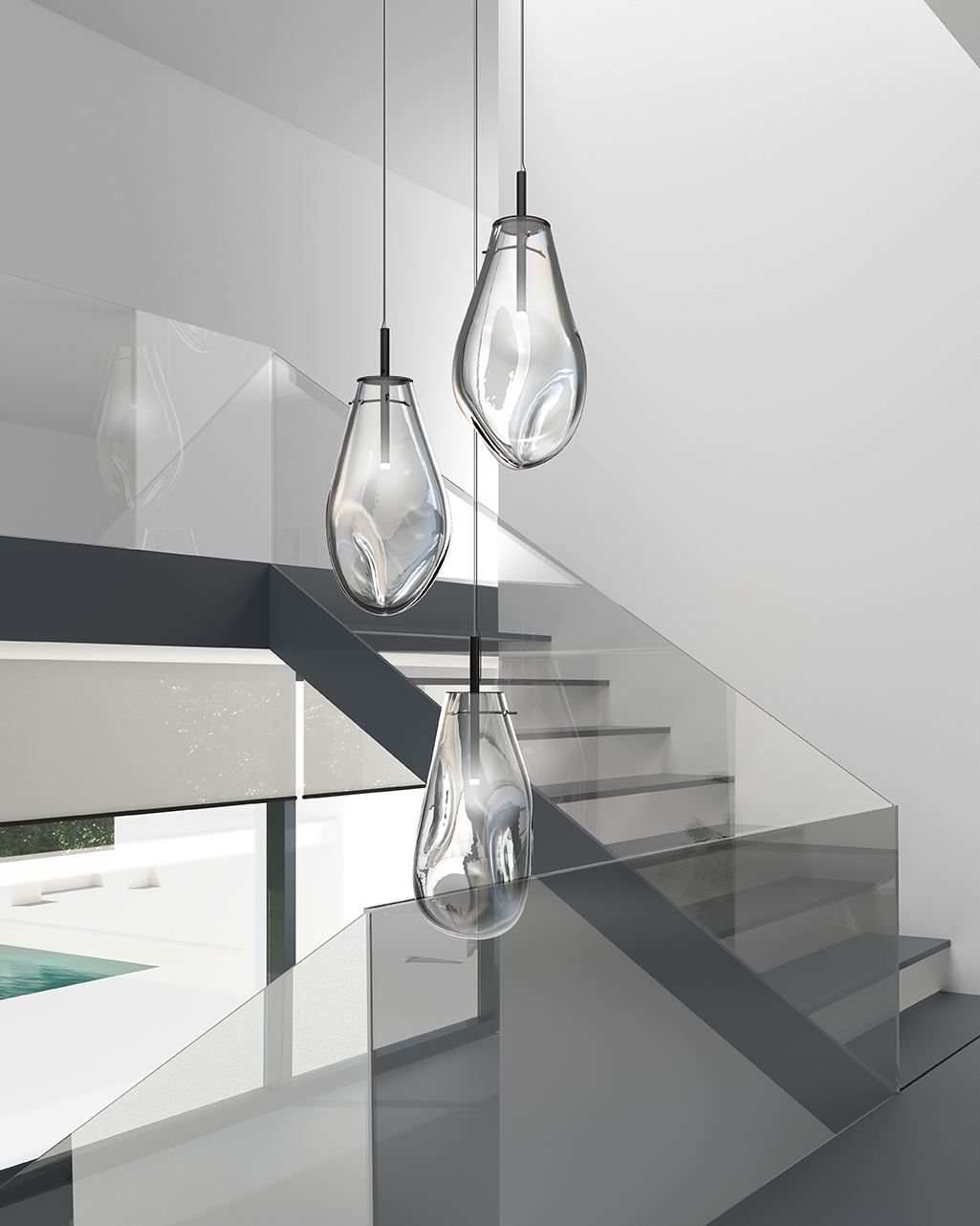 Sonneman Liquid LED Pendant