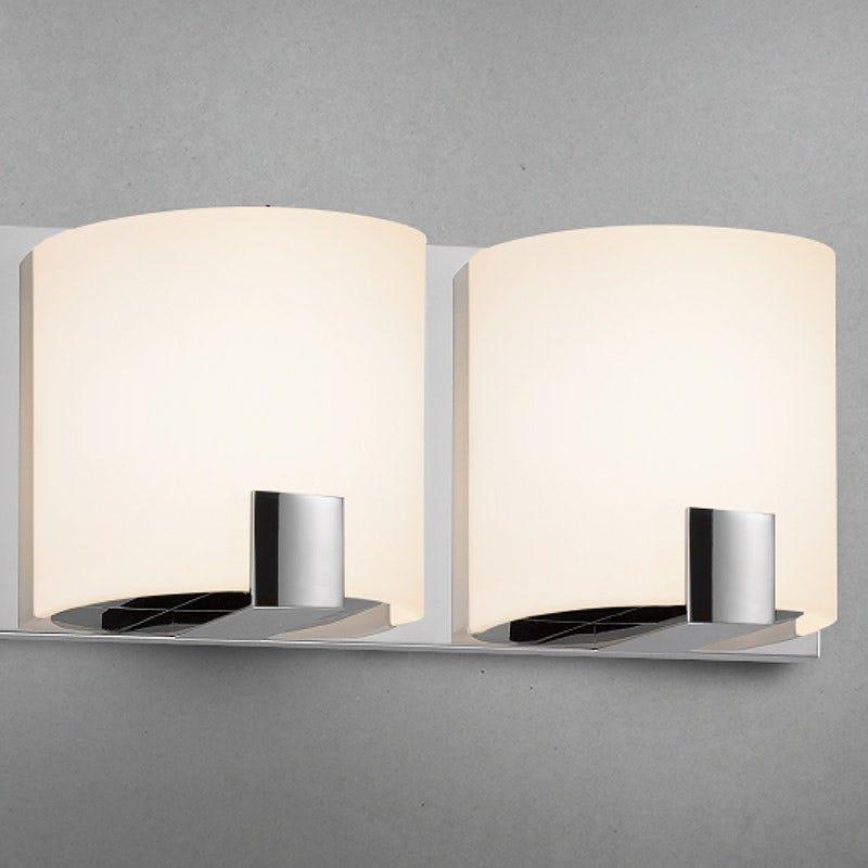 sonneman C-Shell LED Bath Bar bathroom