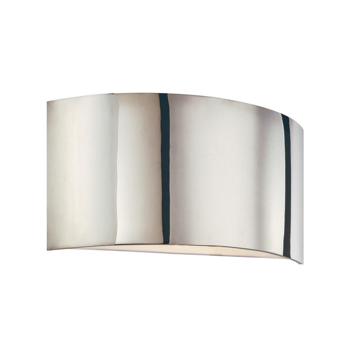 sonneman dianelli shield sconce dining