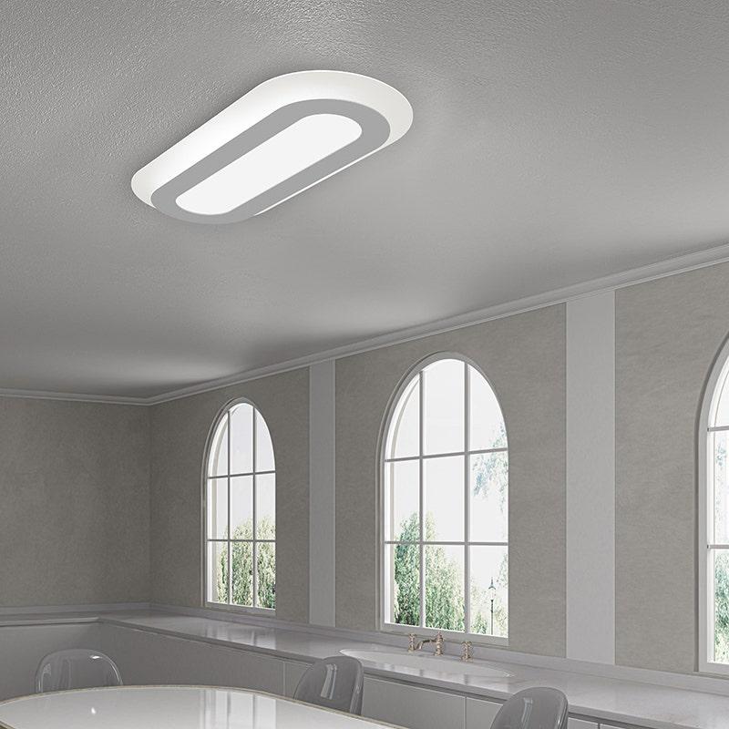 sonneman Offset LED Surface Mount dining
