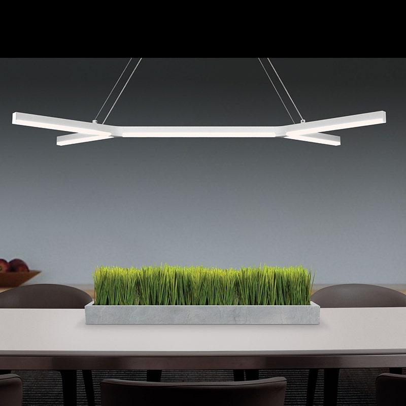 sonneman Bi-Y LED Pendant dining
