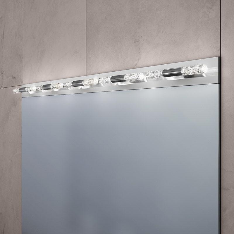 sonneman Crystal Rods LED Bath Bar bathroom