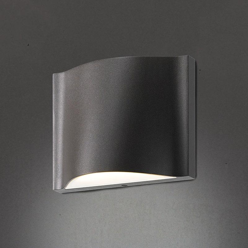 sonneman Drift Dual LED Sconce foyer