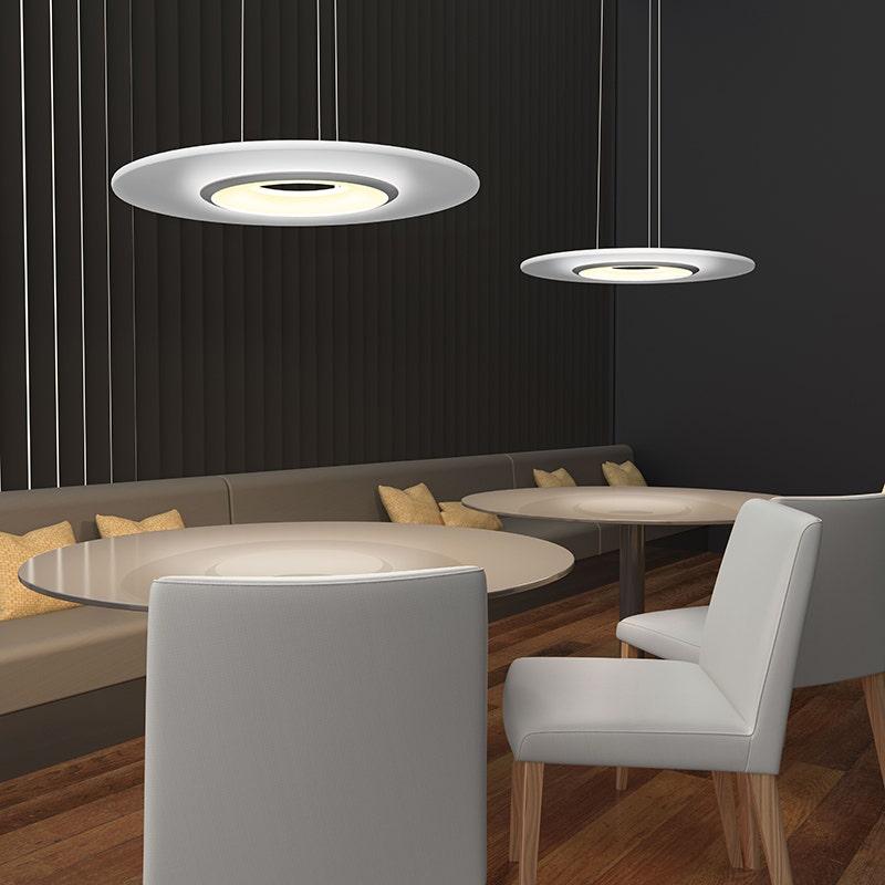 sonneman Float LED Pendant office