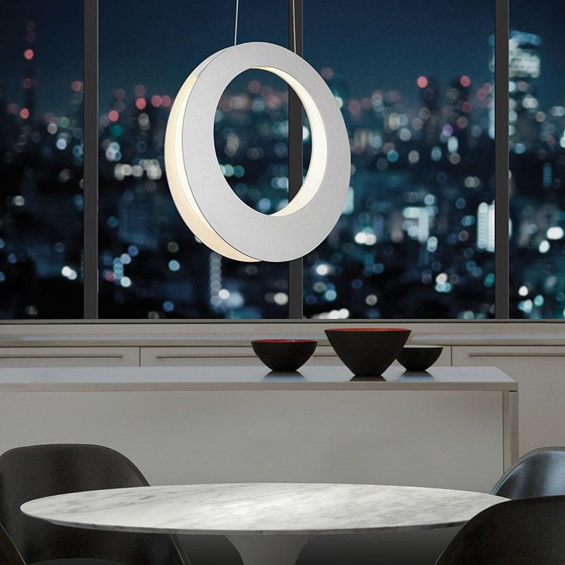 sonneman Haro LED Pendant dining