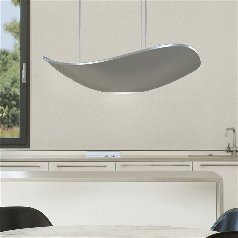 sonneman Infinity LED Wall Torchiere w/Downlight dining
