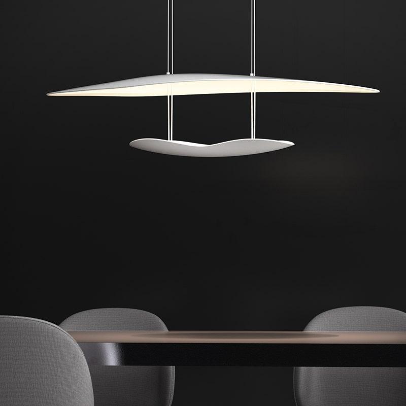 sonneman Infinity Reflections LED Pendant dining