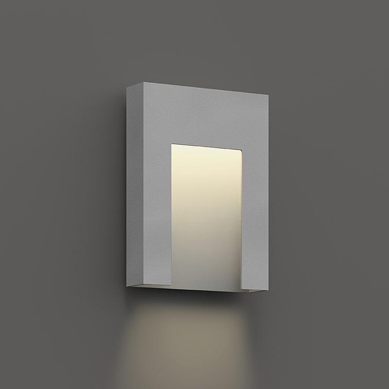 sonneman Inset Short LED Sconce dining