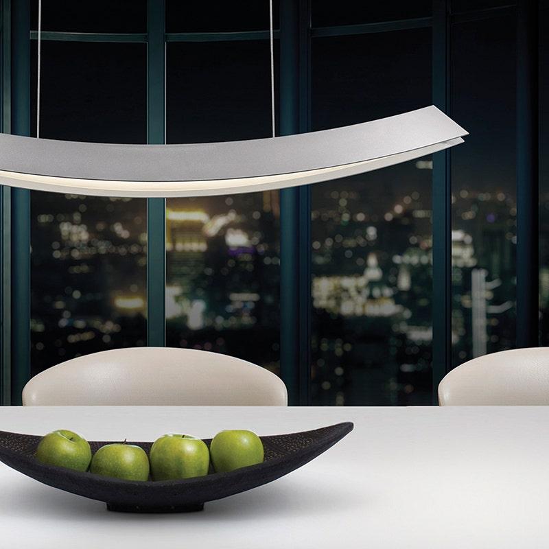 sonneman Kabu LED Pendant kitchen