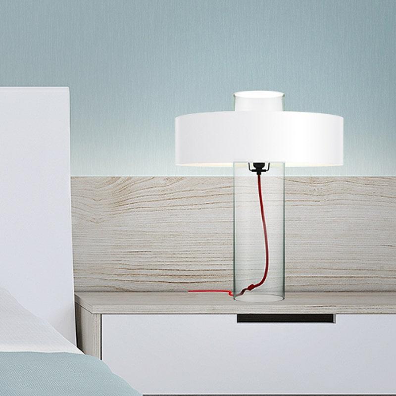 sonneman Level Table Lamp bedroom