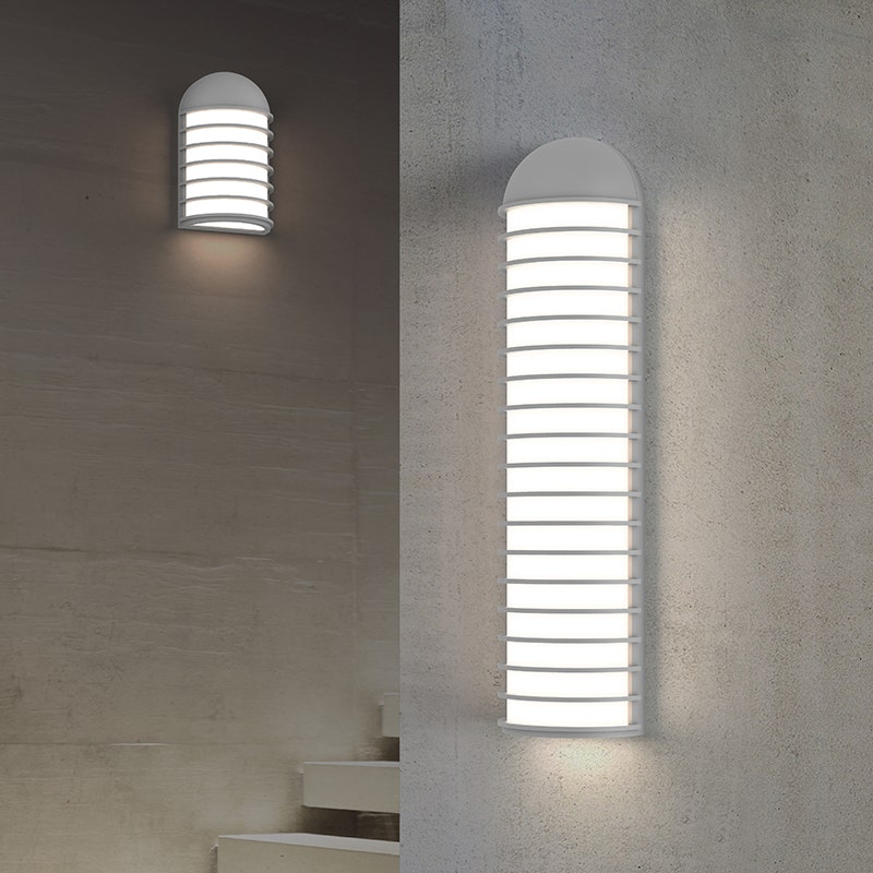 sonneman Lighthouse LED Sconce outdoor