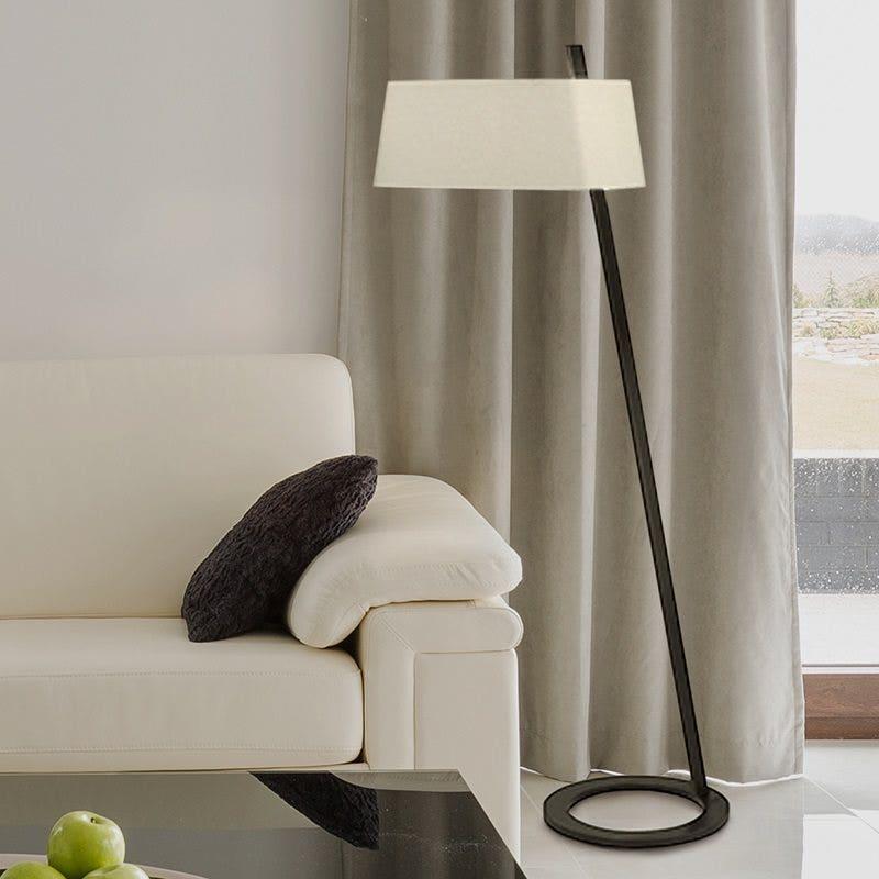 sonneman Lina Floor Lamp living room