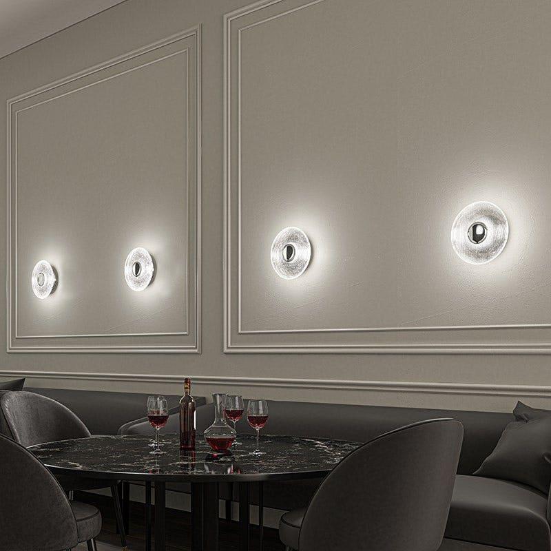 sonneman Meclisse LED Sconce Dining