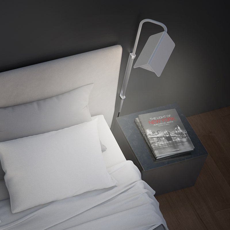 sonneman Morii LED Wall Lamp bedroom