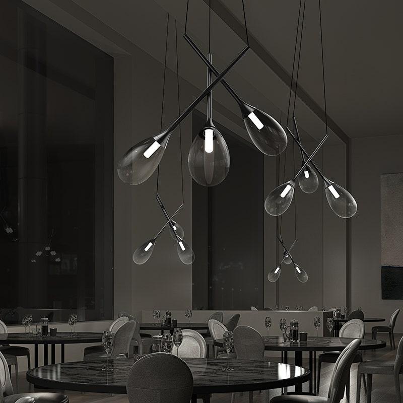 sonneman Parisone LED Pendant dining
