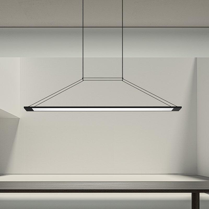 sonneman Perfile LED Pendant dining