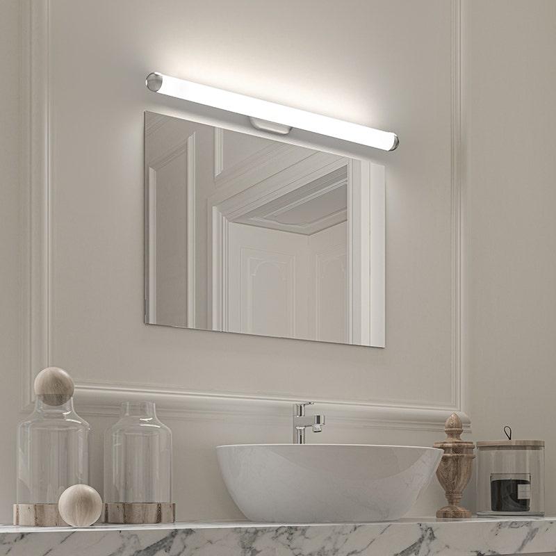 sonneman Plaza LED Bath Bar bathroom