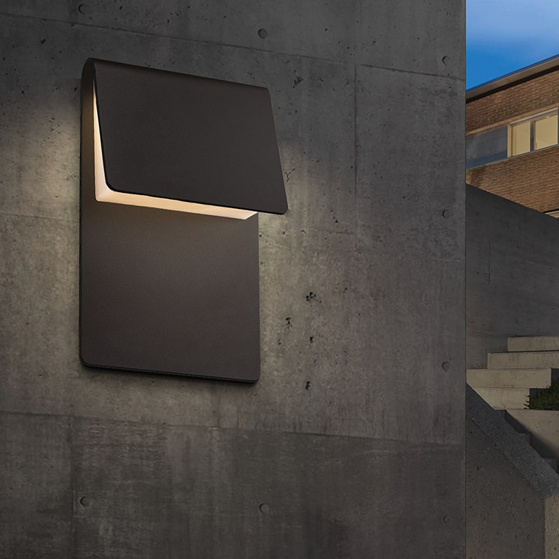 sonneman Ply LED Sconce outdoor