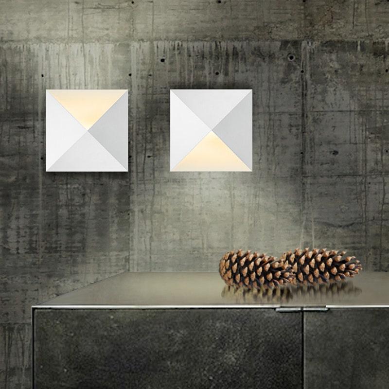 sonneman Prism LED Sconce outdoor