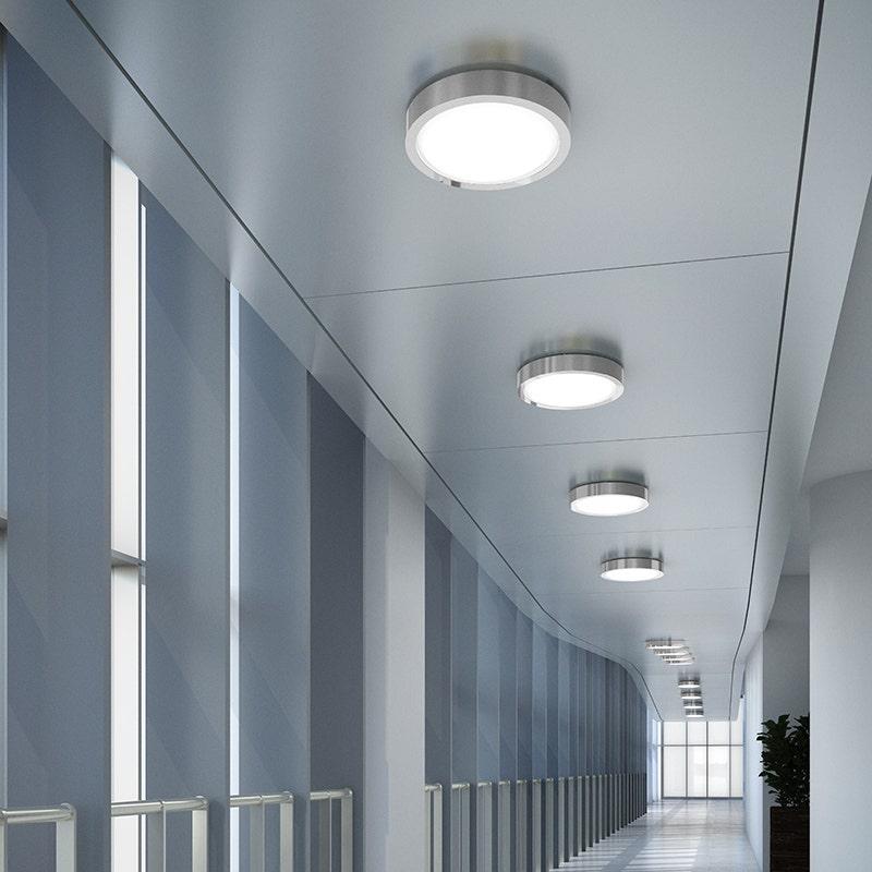 sonneman Puck Surface Mount hallway