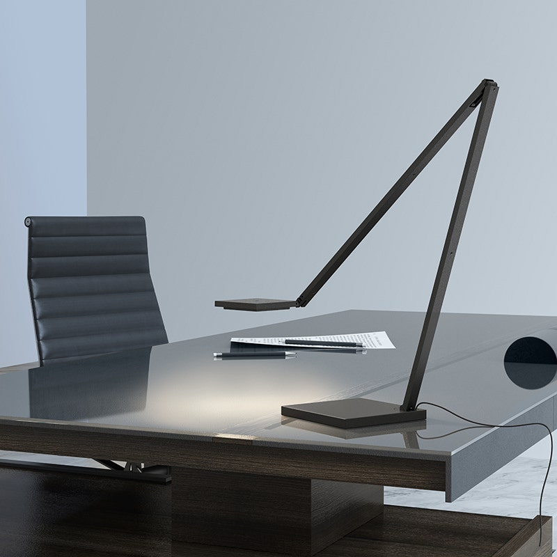 sonneman Quattro LED Task Lamp office