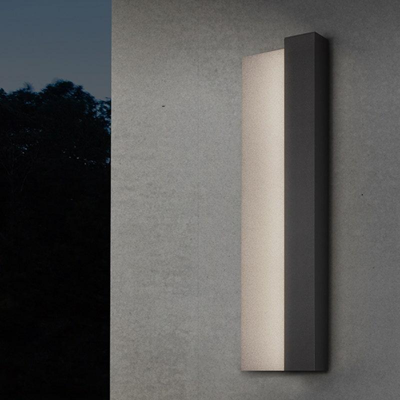 sonneman Radiance LED Sconce outdoor