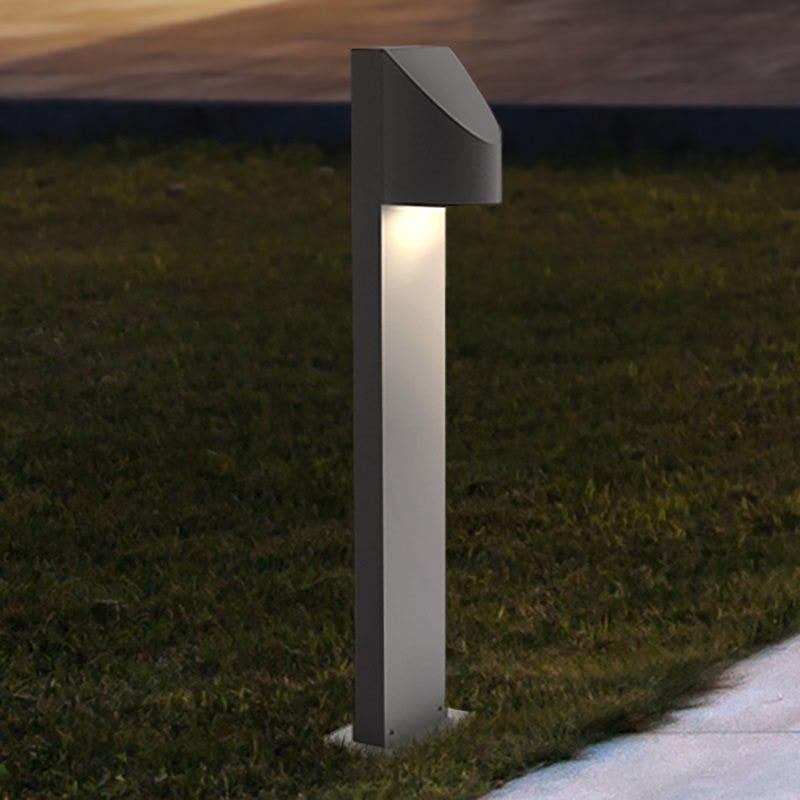 sonneman Shear LED Bollard outdoor
