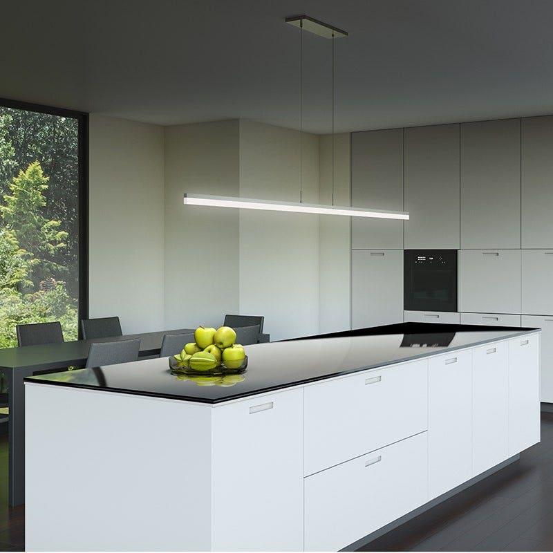 sonneman Stiletto LED Pendant Kitchen