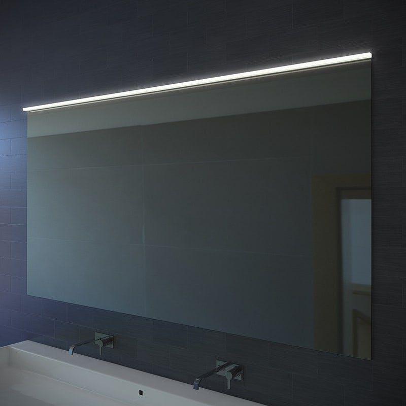 sonneman Stiletto Lungo LED Wall Bar Bathroom
