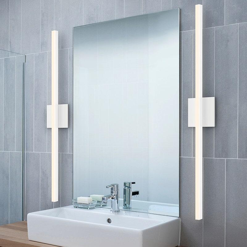 sonneman Stix LED Bath Bar bathroom