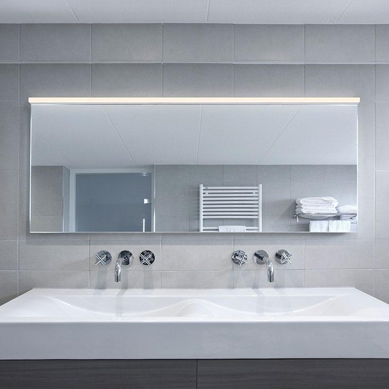 sonneman Stix Plus LED Wall Bar bathroom