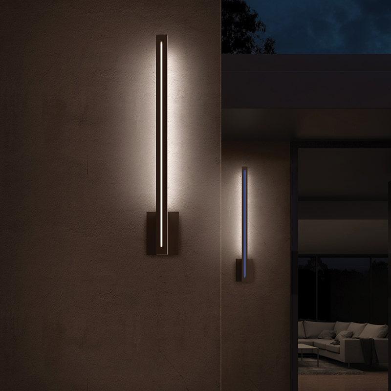 sonneman Stripe LED Sconce outdoor
