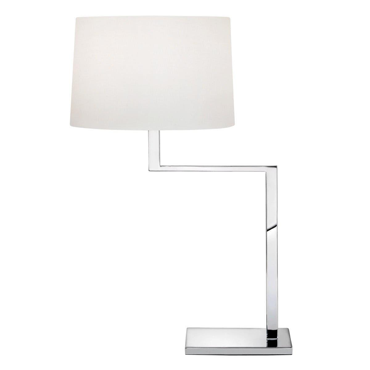 sonneman Thick Thin Table Lamp bedroom