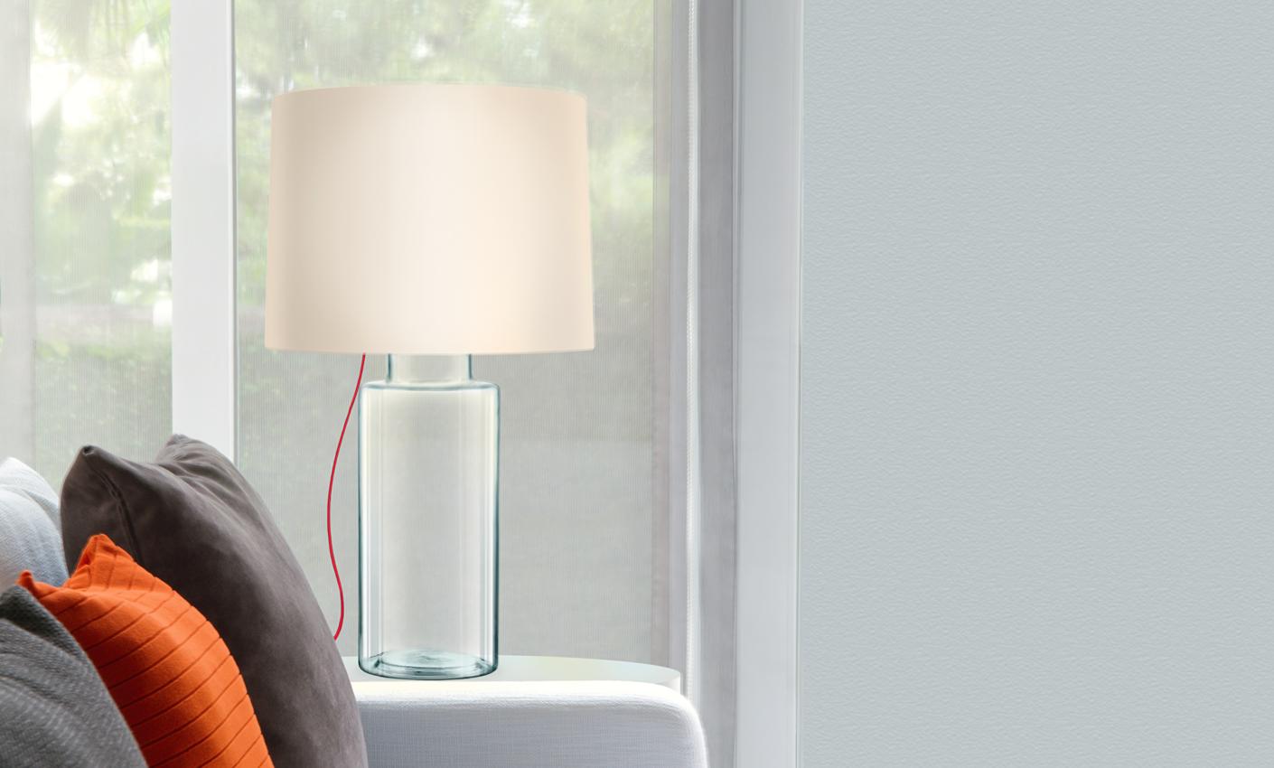 sonneman Vaso Table Lamp living room