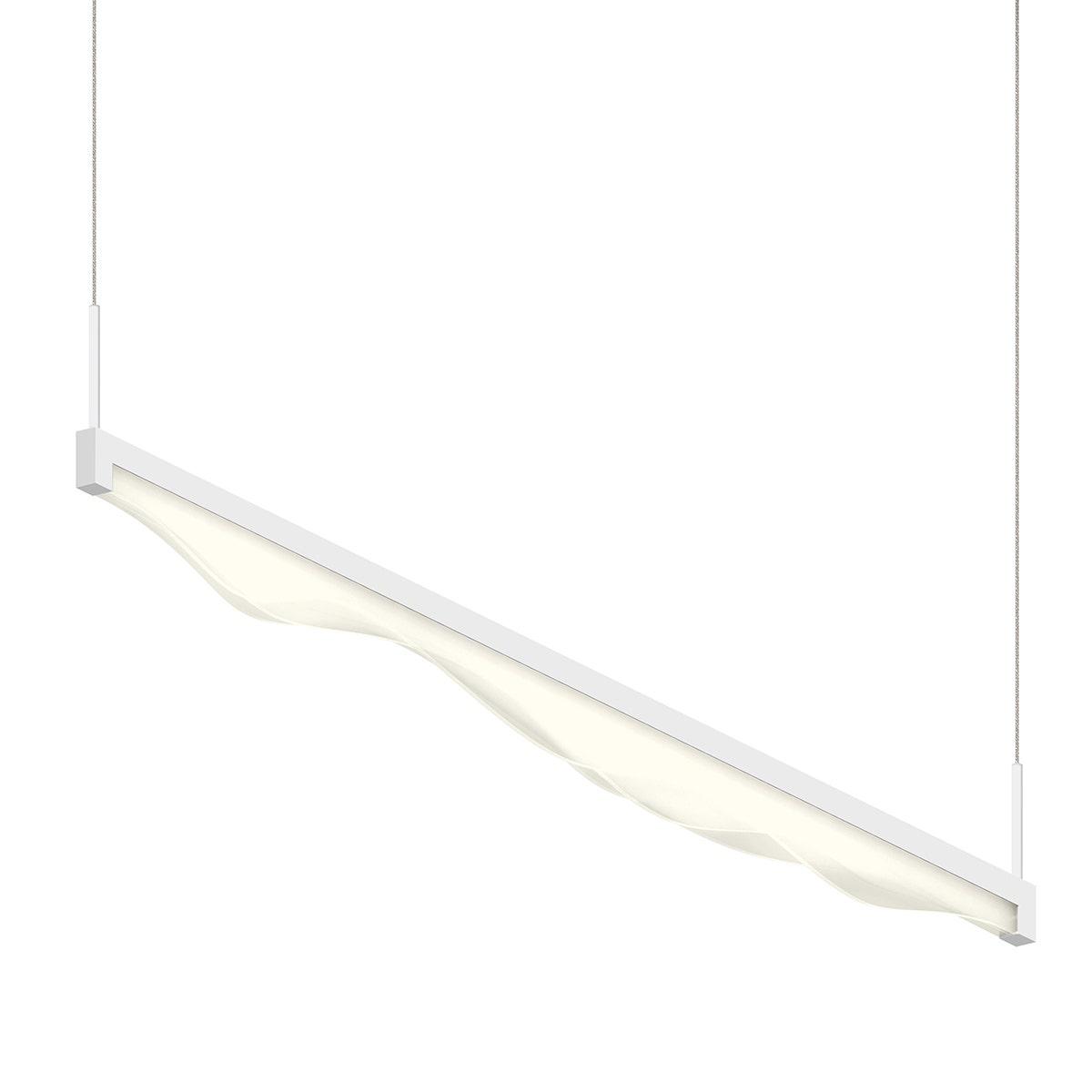 sonneman Wave Bar LED Pendant dining