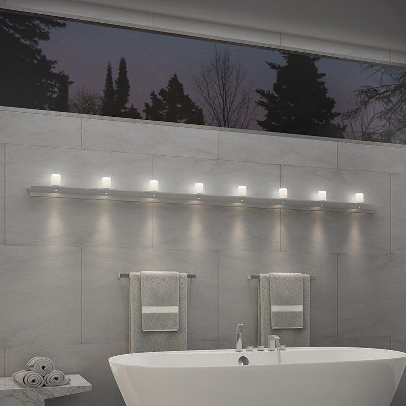 Sonneman Votives LED Wall Bar Bath